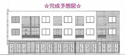 【外観】上砂町5丁目アパート