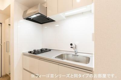 【キッチン】上砂町5丁目アパート