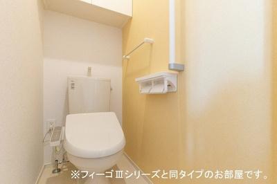 【トイレ】上砂町5丁目アパート