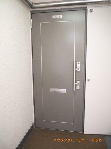 【玄関】ウィスタリアマンション板橋志村