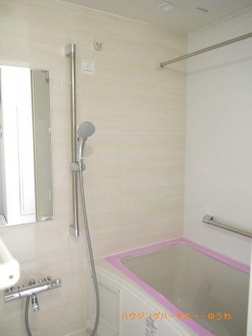【浴室】ウィスタリアマンション板橋志村