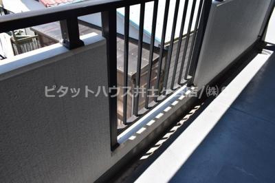 【バルコニー】横浜サウスビル