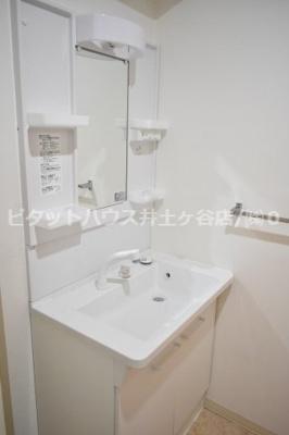 【独立洗面台】横浜サウスビル