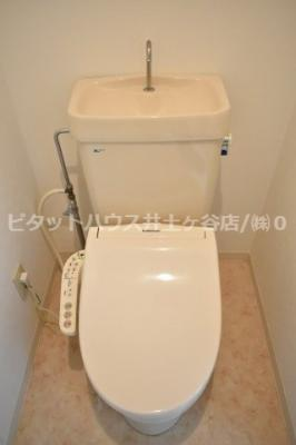 【トイレ】横浜サウスビル