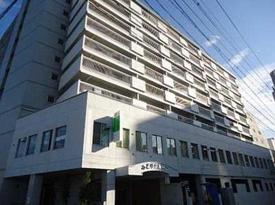 【外観】新明治橋マンション