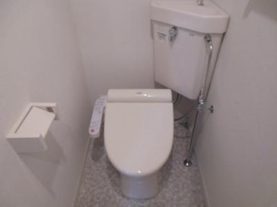 【トイレ】RAYHAUS善福寺川公園