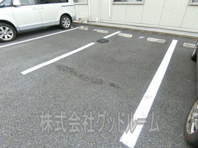 【駐車場】エクセラン旭が丘弐番館