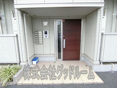 【玄関】エクセラン旭が丘弐番館