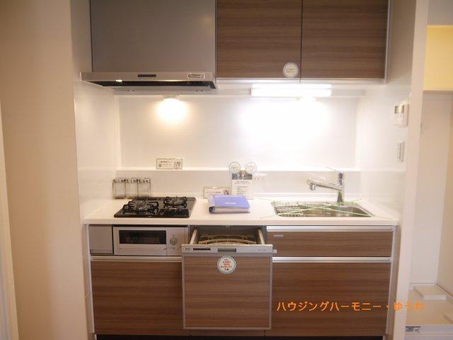 【キッチン】中板橋オリンピックマンション
