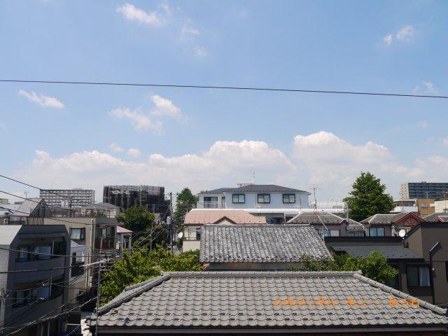 【展望】中板橋オリンピックマンション