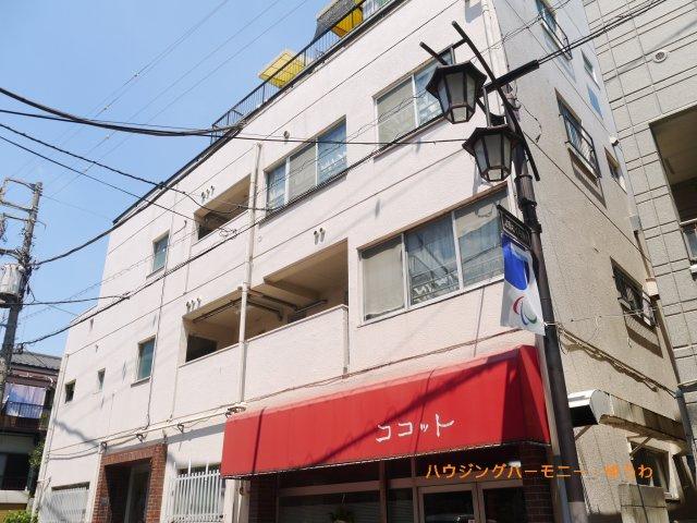 【外観】中板橋オリンピックマンション