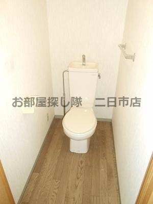 【トイレ】セトルヌーボ