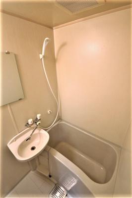 【浴室】カサグランデ