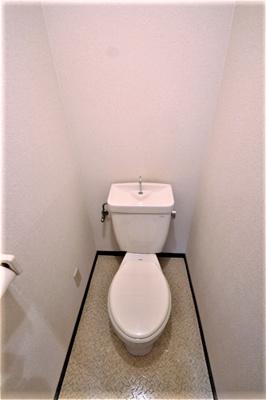 【トイレ】カサグランデ