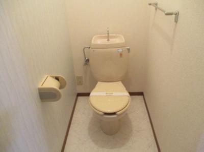 落ち着いたトイレです 【COCO SMILE ココスマイル】