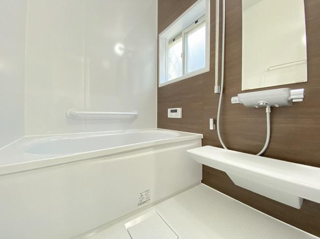 【浴室】橿原市中曽司町 リフォーム戸建