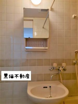 【洗面所】ラフィナス新栄