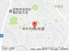 【地図】エミネンス・クレストⅡ