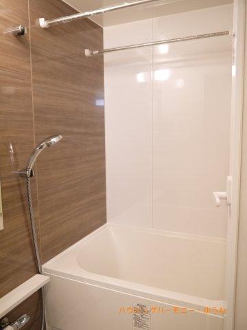 【浴室】ライオンズステーションプラザ西台
