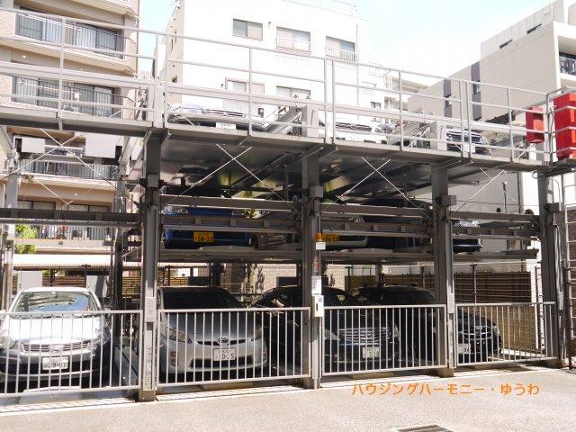 【駐車場】ライオンズステーションプラザ西台
