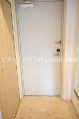 【玄関】グランド・ガーラ横濱万世町