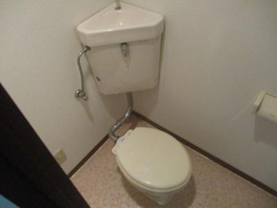【トイレ】YKハイツ