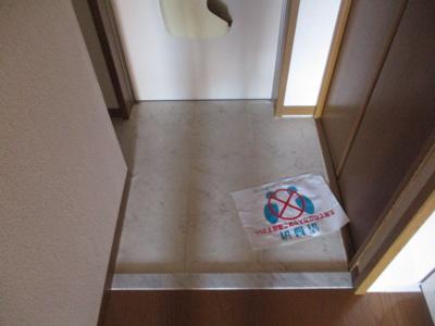 【玄関】ラフィーネ住之江