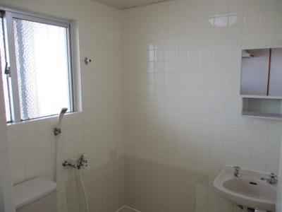 【浴室】嘉助荘B棟