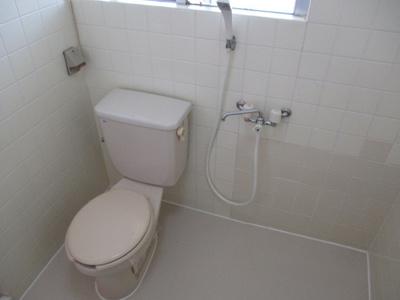 【トイレ】嘉助荘B棟