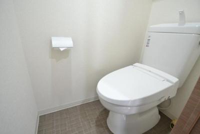 ブライズ方南町のトイレです。