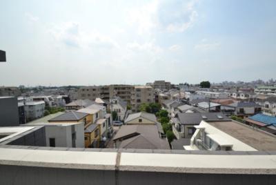 ブライズ方南町の眺望です。