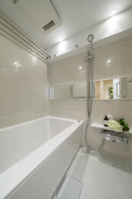 【浴室】ハイネスロフテイー