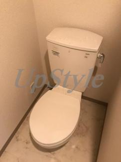 【トイレ】プレール・ドゥーク東京イーストⅤ