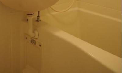 【浴室】ルーブル西五反田弐番館