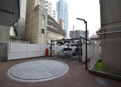 【駐車場】ガラグランディ西新宿