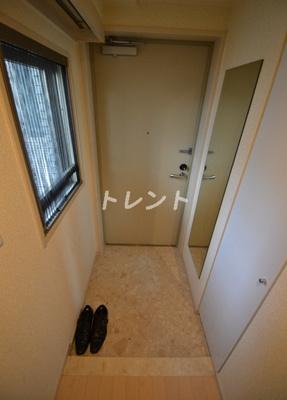 【玄関】ガラグランディ西新宿