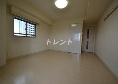 【寝室】ガラグランディ西新宿