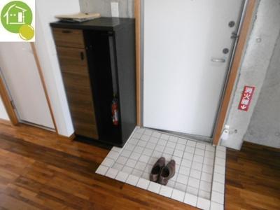 【玄関】アンシャンテぴあ