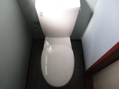 【トイレ】第2大西マンション