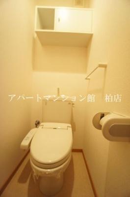 【トイレ】リバー フィールズ