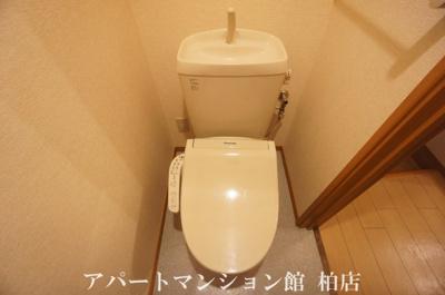 【トイレ】アルファマ