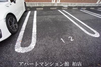 【駐車場】アルファマ