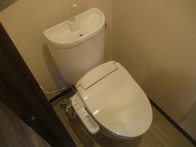【トイレ】Warm天下茶屋