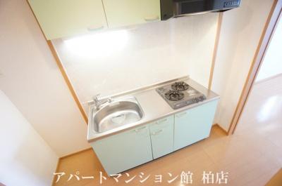 【キッチン】セントラルパークウッズ