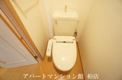 【トイレ】セントラルパークウッズ