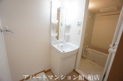 【洗面所】セントラルパークウッズ