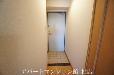 【玄関】セントラルパークウッズ