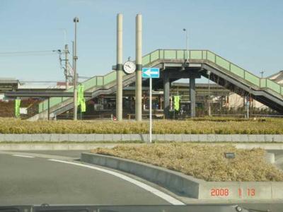 神保原駅(JR 高崎線)まで1,304m