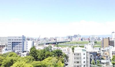 【展望】エスライズ梅田北