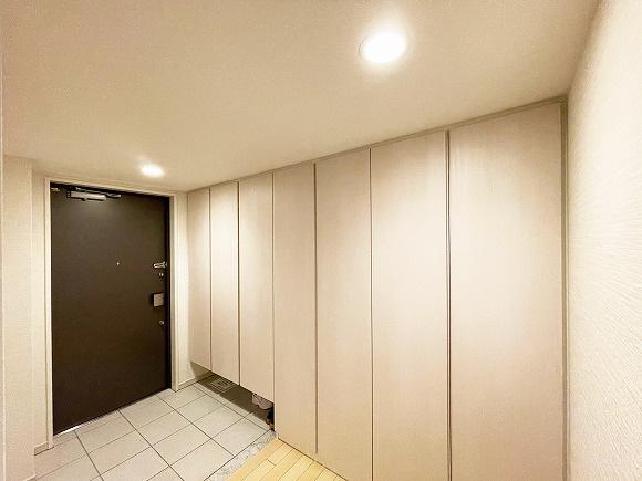 【玄関】タワーレジデンス